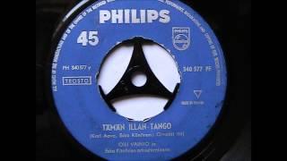 Oili Vainio- Tämän illan tango