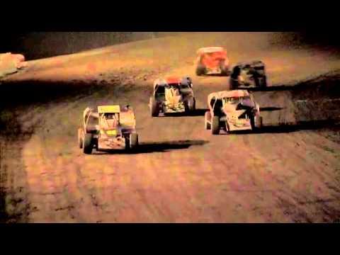 NASCAR Drivers race 358's at Black Rock Speedway