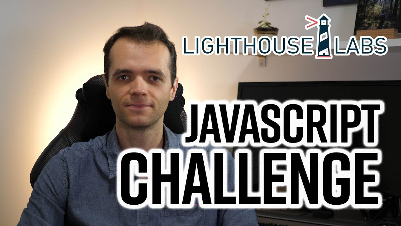 JavaScript coding challenge Day 5 of 21 by Lighthouse Labs - Learn  programming