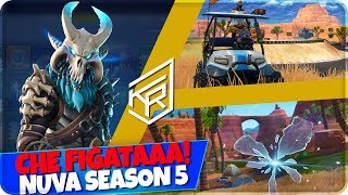 🔴 LIVE FORTNITE SEASON 5,NEW MAP, NEW SKIN AND VEHICLES!!!