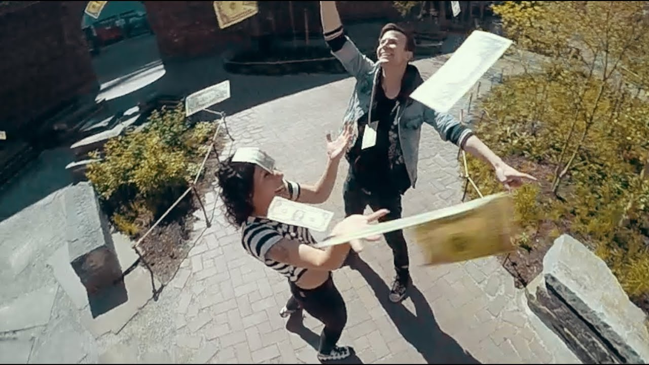 Matt and Kim - Let\'s Run Away - Official Music Video - YouTube