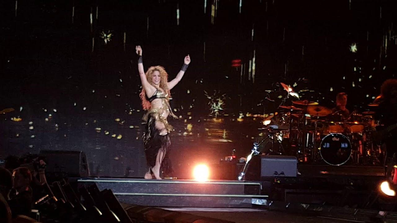 Download Shakira Live München El Dorado Concert 2018