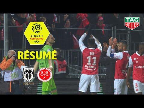 Angers SCO - Stade de Reims ( 1-4 ) - Résumé - (SCO - REIMS) / 2019-20