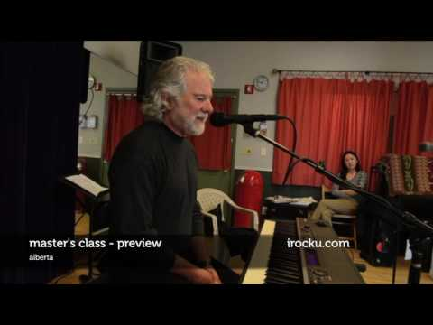"""Alberta"" piano lesson with Chuck Leavell from Eric Clapton"