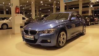 BMW 3 серия 320i xDrive M (F3x) Рестайлинг