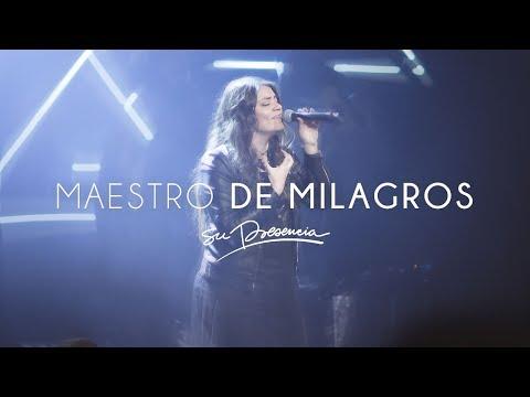 Maestro De Milagros - Su Presencia - Fragmentos Del Cielo | Video Oficial