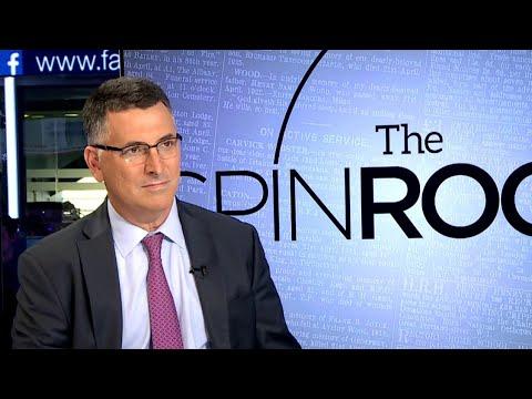 The Spin Room: Israel's Interior Minister Gideon Sa'ar
