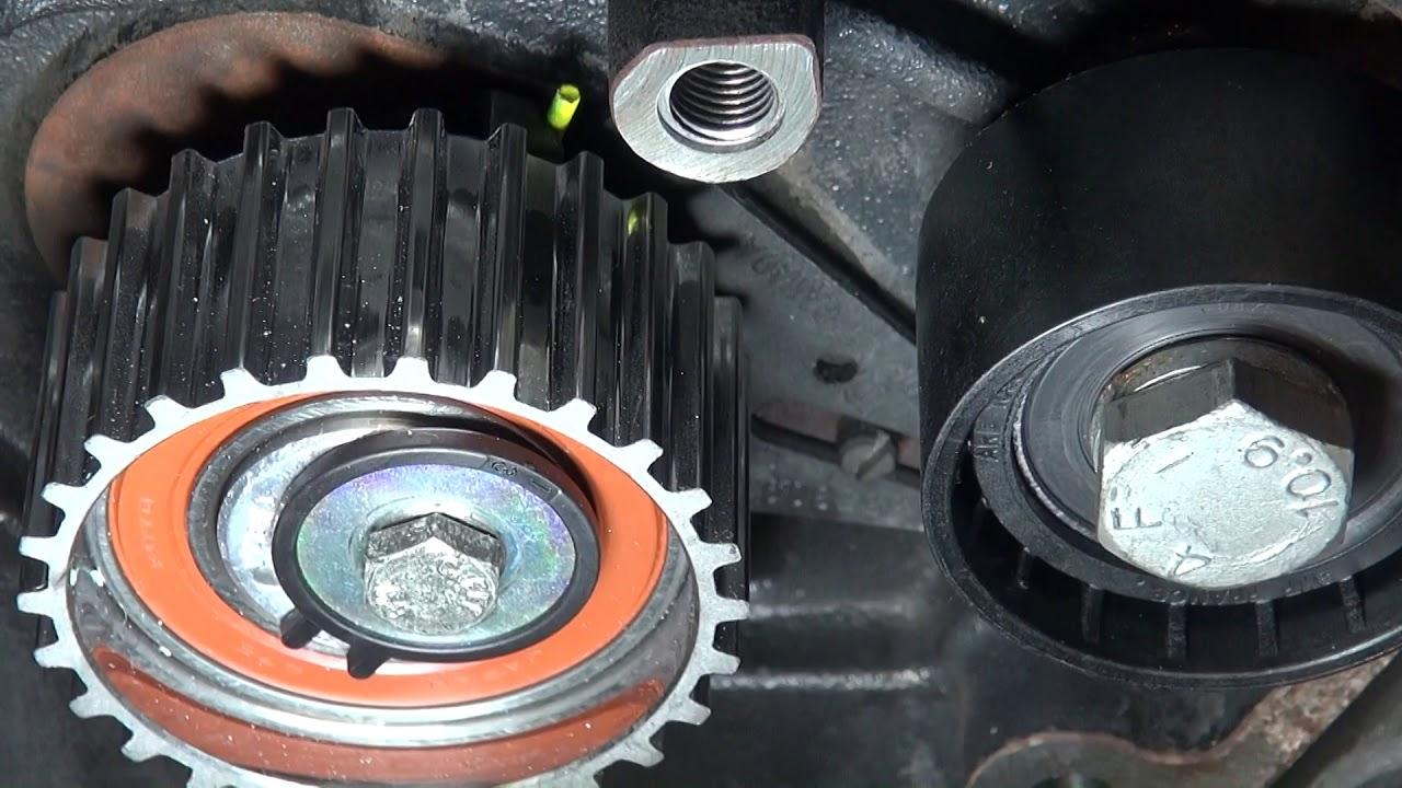 chevrolet timing belt cruze diesel timing belt installation (2014 model) - youtube