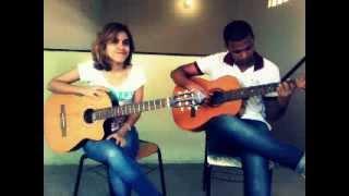 Jonathan Santos e Elizabeth Ladeia-Janta cover
