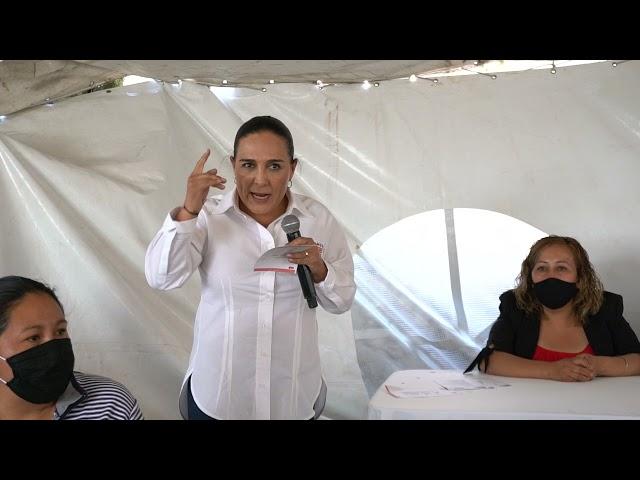 EL PRIISMO DE EL ARENAL CIERRA FILAS CON ERIKA RODRÍGUEZ