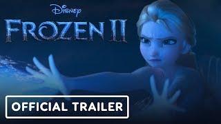 Frozen 2 Official Trailer 3 (2019) Idina Menzel, Kristen Bell, Josh Gad
