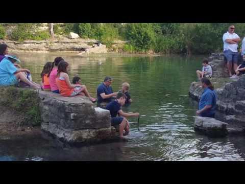 Xander Baptism