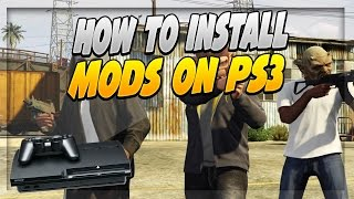 """How to: """"Jailbreak your ps3"""" (Part 2 - """"Install mods"""")"""