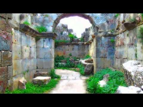 Pays chaoui - CUICUL (Djemila - Setif) - Ruines antiques en Algérie