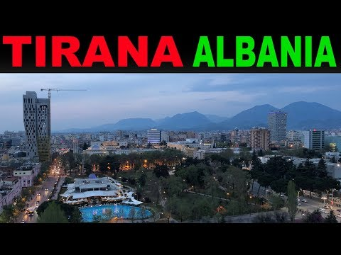 A Tourist's Guide to Tirana, Albania 2019