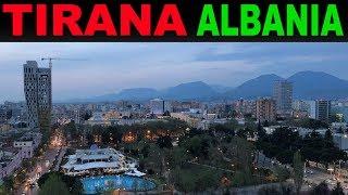 A Tourist's Guide to Tirana, Albania 2019