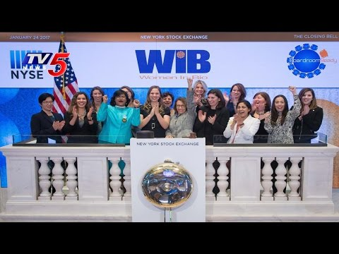Women in Bio Attends to New York Stock Exchange Closing Bell Ceremony | TV5 News