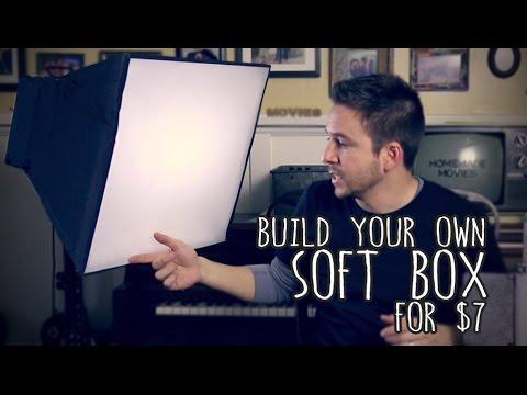 Soft Box For Diy