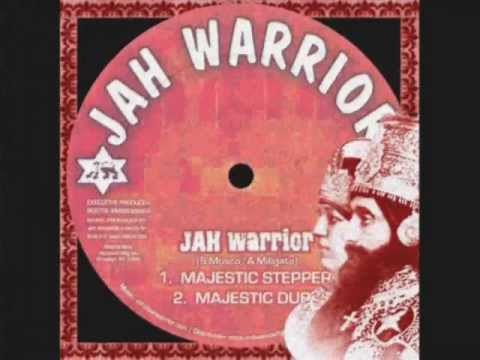 Strong Dub Part 1 & 2-Jah Warior (Jah Warrior)