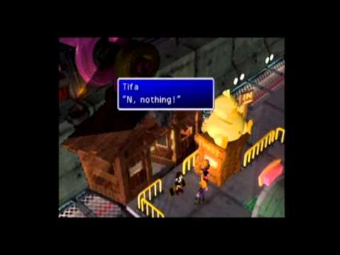 Final fantasy 7 dating tifa