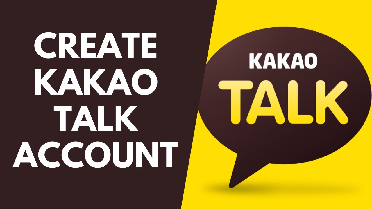 How to Download & Signup for Kakao Talk | Create Kakao Talk