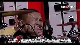 AIRS - Rocker Juga Manusia