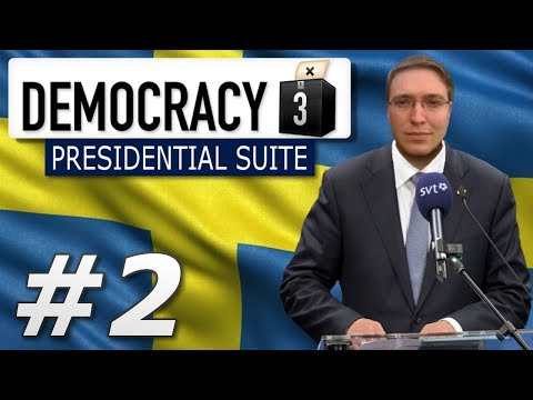 Democracy 3: Presidential Suite | Sweden  - Year 2