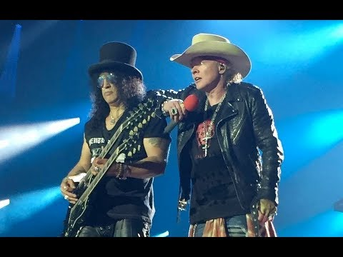 Guns N' Roses - Live In Denver, CO - August 02, 2017 [Part 2]