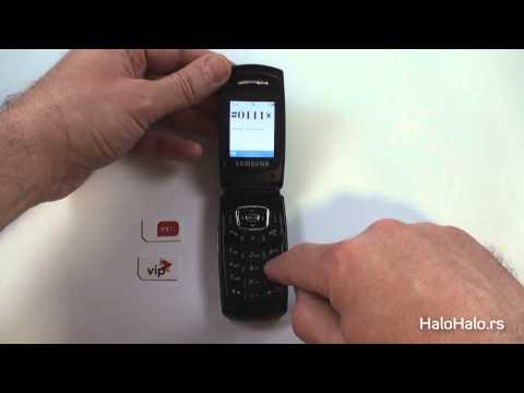Samsung X200 dekodiranje pomoću koda