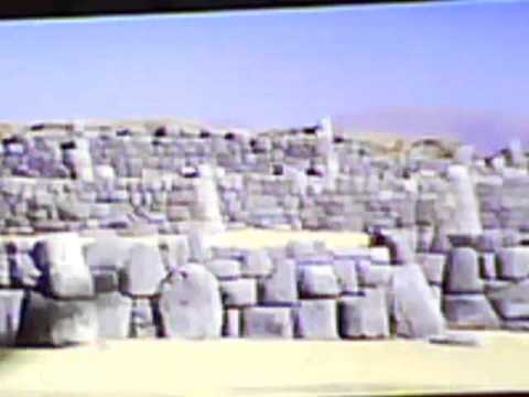 Decoding Peru Old City Wall Of Cuzco (Sacsayhuaman) By Gerone Wright
