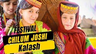 "Kalash   ""Chilum Joshi Festival"" (Chark Biibi Tehwaar ) Chitral  2018"