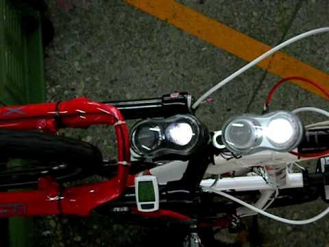 HGW HUB dynamo 發電花鼓 摩電燈 自行車花鼓 花鼓  TEST POWER  5.5 km/hr