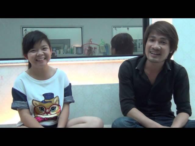"""Vietnam's Got Talent 2014 – THẢO VY song ca với TỪ NHƯ TÀI """"Cám ơn tình yêu"""""""