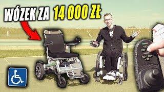 Mój ELEKTRYCZNY WÓZEK INWALIDZKI za 14 000 zł