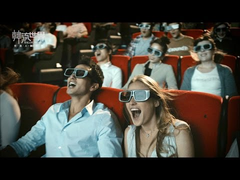 4DX CINEMA opens in Times Square featuring Captain America!