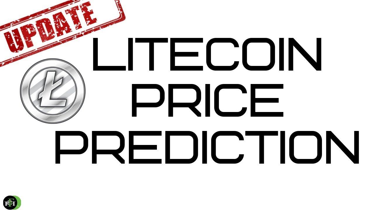 LITECOIN (LTC) PRICE PREDICTION (UPDATED VERSION)
