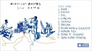 Midnight Ravers - Sou Kono #11 Sou Kono epitath