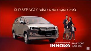 Toyota Innova Thế hệ đột phá