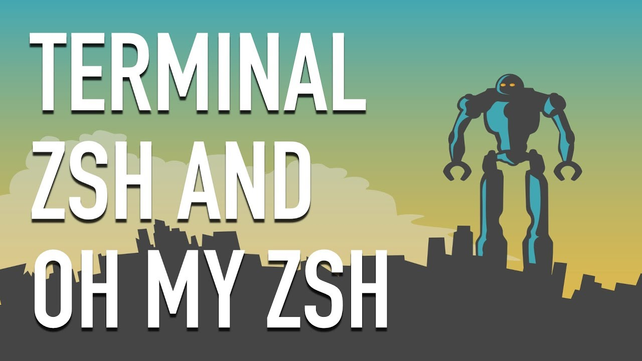 Working with Linux - Terminal, Zsh & Oh My Zsh
