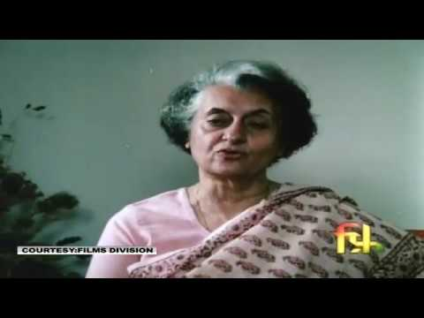 "Indira Gandhi on Jawaharlal Nehru: ""Humanity in a human being"