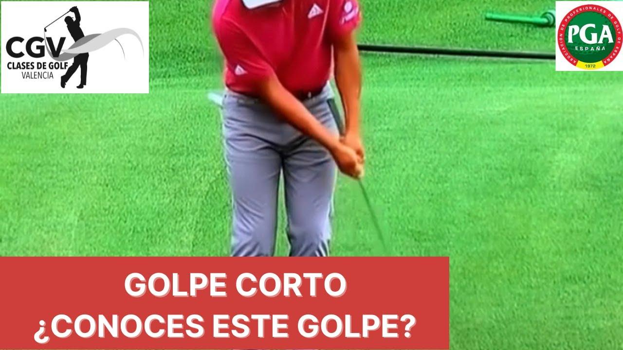 GOLPE CORTO ¿Conoces este golpe?- Consejos de Golf en Español
