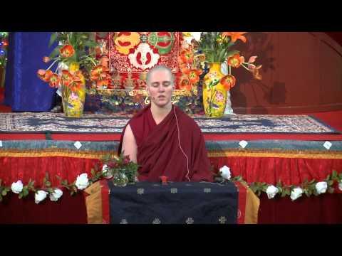 Guided Tonglen Meditation with Ven. Lozang Yonten