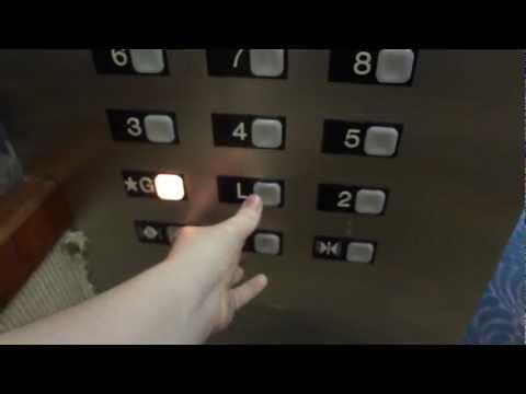 Dover Custom Impulse Traction Elevators @ Maile Tower Hale Koa Hotel, Honolulu, HI