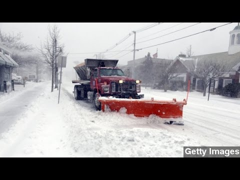 Farmers' Almanac Predicts Another Harsh Winter
