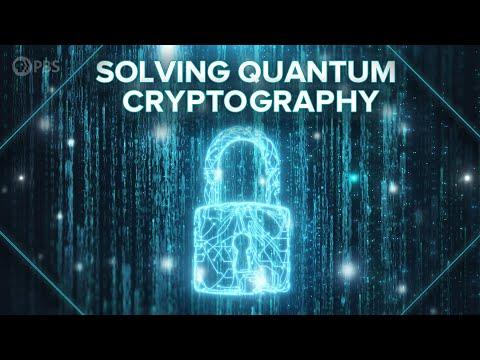 Solving Quantum Cryptography