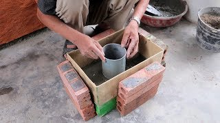 Ideas Creative Cement For You At Home - Fun and Creative a Beautiful Plant Pots