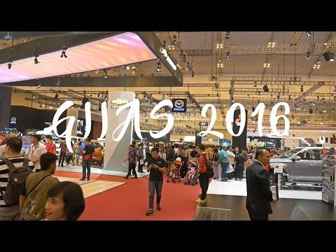GIIAS 2016 Motor Show, Jakarta