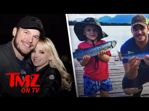 Chris Pratt and Anna Faris Split Over Movies?? | TMZ TV