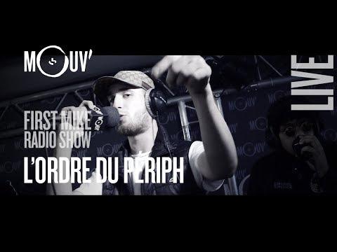 Youtube: L'Ordre Du Periph:«Les miens» (Live @ Mouv' Studios) #FMRS