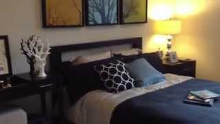 Austin Apartment For Rent The Cottages 2 Bedroom Plan Tour